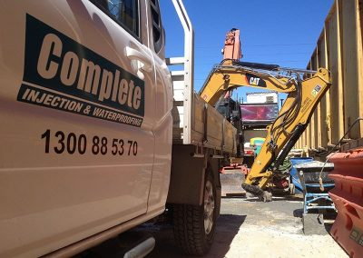 concrete remediation-compleate injection-and-waterproofing