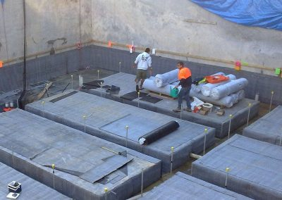 darling harbour waterproofing solution