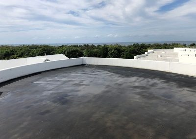Waterproofing membrane-waterproofing roofs-commercial